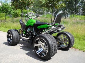 250CC EEC Racing ATV/Quad
