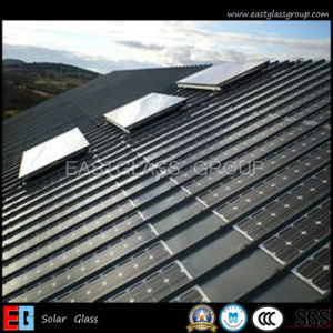 3.2mm /4mm Ultra Clear Solar Panel Glass