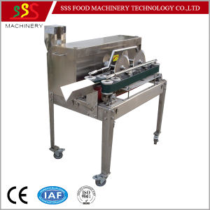 Fish Filleting Cutting Gutting Butterfly Fillets Processing Machine