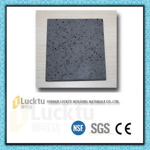 Various Color Artificial Quartz Stone 20mm Engineered Stone Wall Panel