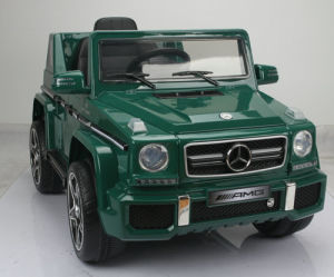 2016 Benz G63 Licensed Ride on Car 2.4G RC Car pictures & photos
