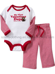 Cheap Custom Wholesale Baby Clothes (ELTROJ-24) pictures & photos