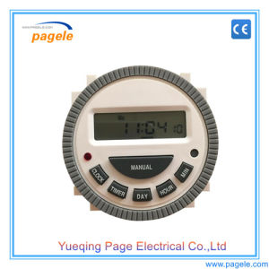 16A Electronic Timer Swith of Good Quality (India/Taiwan market) pictures & photos