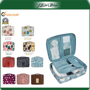 Pattern Design Quality Oxford Hand Cosmetic Bag pictures & photos