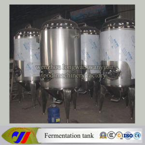 Jacketed Conical Beer Fermenter pictures & photos