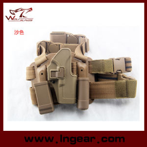 Blackhawk Military Drop Leg Holster for Glock 17 Tactical Gear pictures & photos