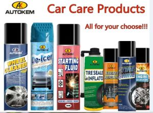 Car Care Products China pictures & photos