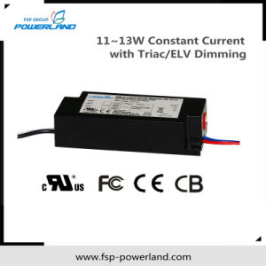 11~13W Constant Current LED Driver with Triac/Elv Dimming pictures & photos