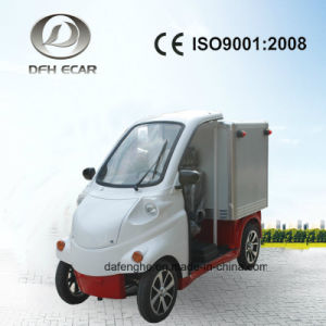 Hot Short Distant Delivery Electric Mini Van For