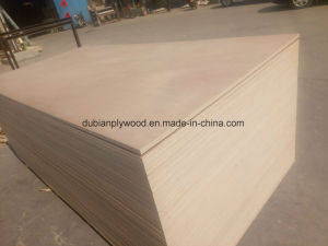 Hight Quality Okume Veneered Plywood for Decoration pictures & photos