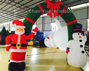 Newest Inflatable Christmas Toy for Christmas Decoration (CYAD-1463) pictures & photos