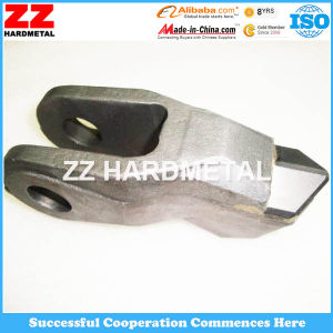 Wood Chipper Steel Alloy Cutter pictures & photos