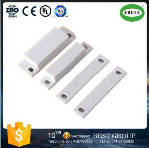 Magnetic Contact Switch Magnetic Door Sensor Surface Mount Contact pictures & photos