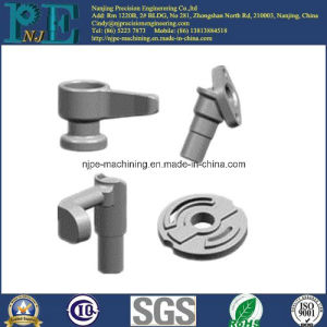 Custom Steel Alloy Forging Spare Parts