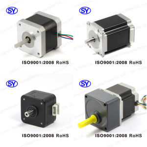 200 W AC Servo Electrical Motor for CNC (60SV200AA30A) pictures & photos