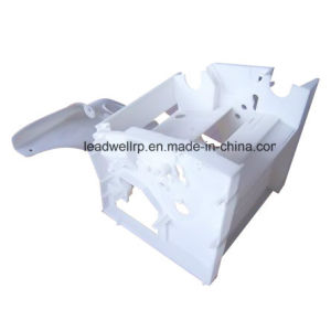 CNC Machining Polished Plastic Rapid Prototyping Service pictures & photos