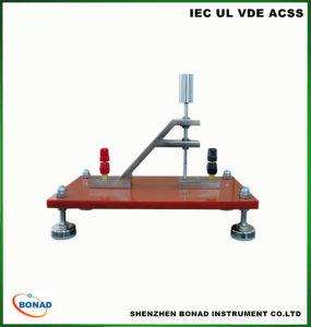 IEC60065 Figure 6 Dielectric Tensile Strength Testing Machine with Metal Bar pictures & photos