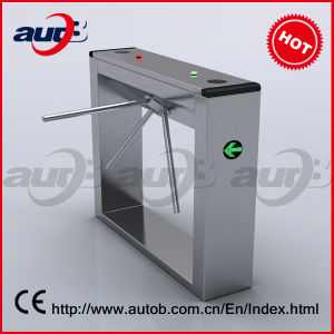 2015 Best Selling Access Control Tripod Turnstile with CE and ISO9001 2008 Approved (A-TT203+)