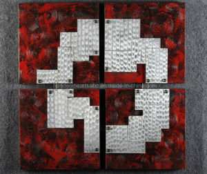 Abstract Rock Red Heavy Metal Texture Aluminum Wall Craft pictures & photos