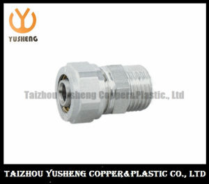 Male Forged Brass Fitting for Aluminium Plastic Composite Pipe (YS3304)
