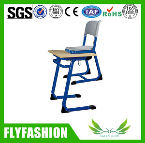 High Quality Single School Table and Chair (SF-50S) pictures & photos