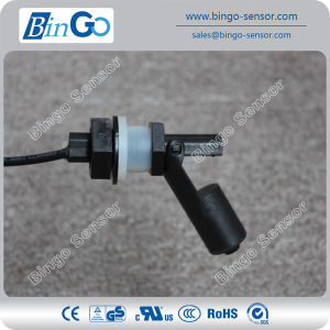 Horizontal Liquid Level Plastic Float Switch with Rubber Washer pictures & photos