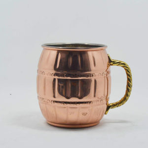 Custom Color Changing Moscow Mule Copper Mug for Sale pictures & photos