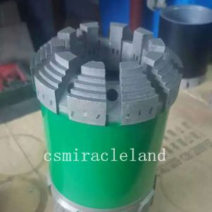 Multi-Step Profile Impregnated Diamond Core Bit (BQ, NQ, HQ, PQ) pictures & photos