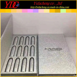 12 Pieces Silver Matte Lipstick Sets for Mac Cosmetics