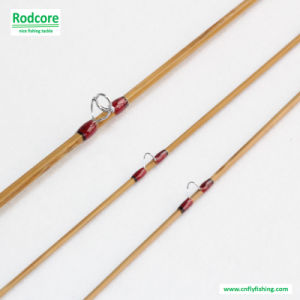 7FT6in 5wt Medium Fast Tonkin Bamboo Fly Rod pictures & photos