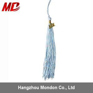 Single Color Rayon Graduation Tassel pictures & photos