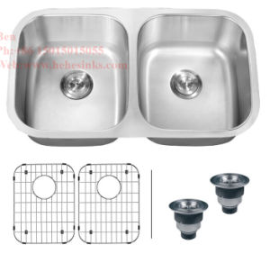 Equal Bowl Stainless Steel Kitchen Sink, Sink pictures & photos