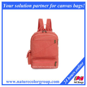 Fashion Canvas Travel Backpack School Backpack Big Capacity pictures & photos