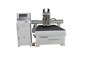 Furniture Manufactures Widely Used 3D Wood CNC Router Machine pictures & photos