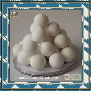 Supply 99.5% High-Purity Alumina Balls for Catalyst Support pictures & photos