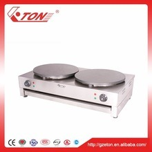 Multi-Function 2-Plate Electric Crepe Machine for Sale pictures & photos