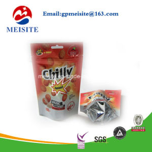 Zipper Aluminum Foil Nuts Plastic Bags Stand up Custom Plastic Plastic Bag