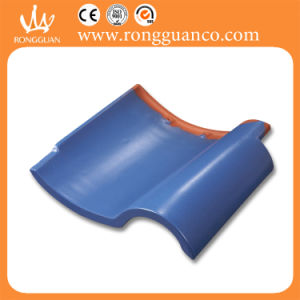 Blue Color Matt Finish Clay Roof Tile Roof Tile (Y31) pictures & photos