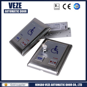 Automatic Sliding Door Switch For Disabled