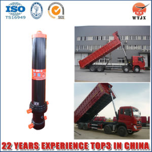 Multi Stage Long Stroke Hydraulic Cylinders for Dump Truck pictures & photos
