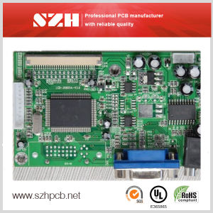 Single-Double Sided Multilayer PCB Circuit Board pictures & photos