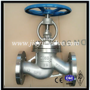 Gear Globe Valve Flanged pictures & photos