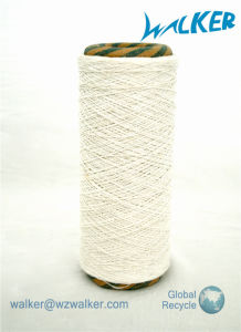 6s Raw White Cotton Yarn for Working Gloves pictures & photos