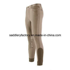 Horse Silicone Women Riding Breeches for Lady (SMB4003) pictures & photos