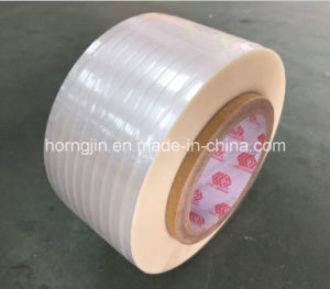 Very Fine Axis Products Transparent Polyester Tape Heat Seal Foil Insulation Film Pet Mylar Adheisive Tape pictures & photos