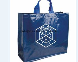 Gravure Print Promotional PP Woven Bag pictures & photos