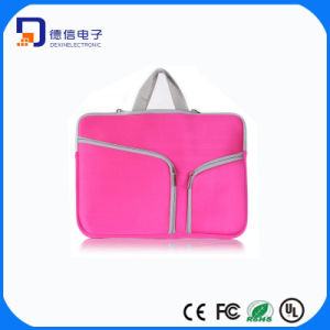 Fashional Designed Neoprene Material Laptop Bag for MacBook (LC-CS126)