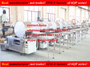 Best Selling Auto Samosa Sheets Machine/Samosa Pastry Machinery/Spring Roll Sheet Machine/Injera Machine (manufacturer/factory) pictures & photos