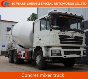 Shacman 4X2 Concrete Mixer Truck Cement Concrete Mixer Truck pictures & photos