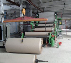 1092mm 5t/D Kraft Paper Making Machine pictures & photos